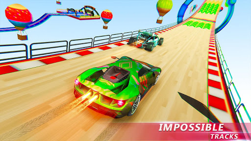 Ramp Stunt Car Racing Games: Car Stunt Games 2019  screenshots 11