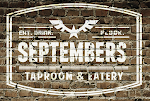 Logo for Septembers Taproom & Eatery