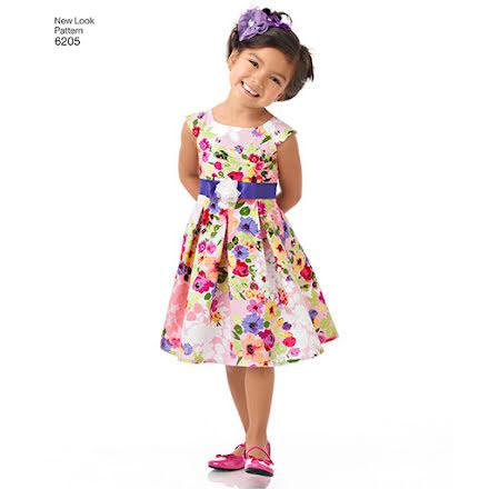 Barnklänning, New Look 6205