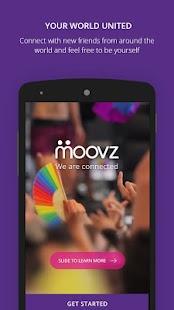 Moovz – Gay & Lesbian network - screenshot thumbnail