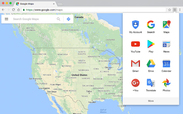Launchpad for Google