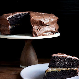 This Chocolate Cake Has a Shocking Ingredient That Makes It Perfectly Moist & Delicious Recipe