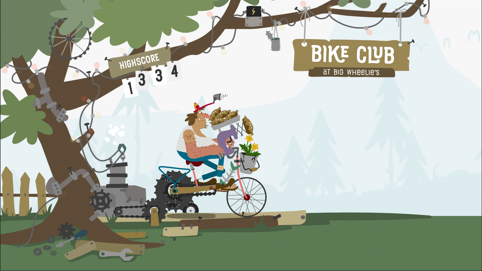 Bike Club- screenshot