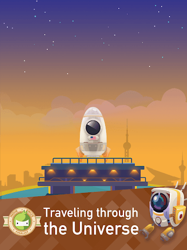 Space Colonizers Idle Clicker Incremental - screenshot