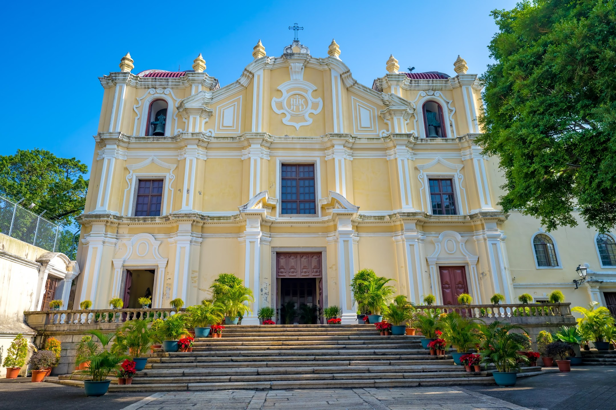 Macau St.Joseph's Seminary and Church/聖若瑟修院及聖堂/Igreja e Seminário de S. José1