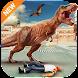 Dinosaur City Attack: Hungry Dino Simulator