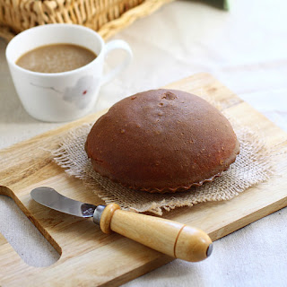 Mexican Coffee Bun (Rotiboy)
