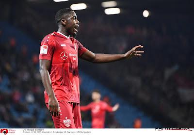 Nouveau contrat pour Orel Mangala à Stuttgart!