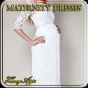 孕妇连衣裙理念 icon