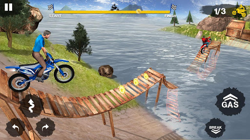 Stunt Bike Racing Tricks 1.0 screenshots 1