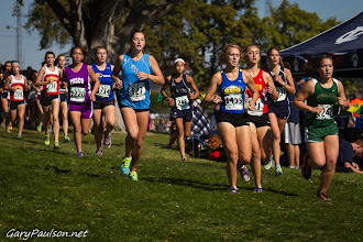 Photo: JV Girls 44th Annual Richland Cross Country Invitational  Buy Photo: http://photos.garypaulson.net/p110807297/e46cf640e