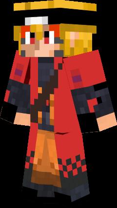 Naruto Sage Mode Nova Skin