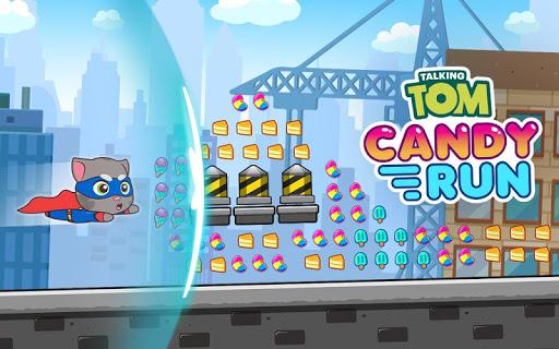 Talking Tom Candy Run 1.5.0.305 screenshots 14