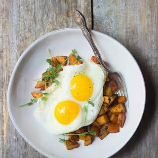 Crispy Breakfast Potatoes.