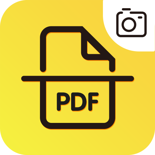 Super Scanner - Quick scan photo to PDF and OCR Icon