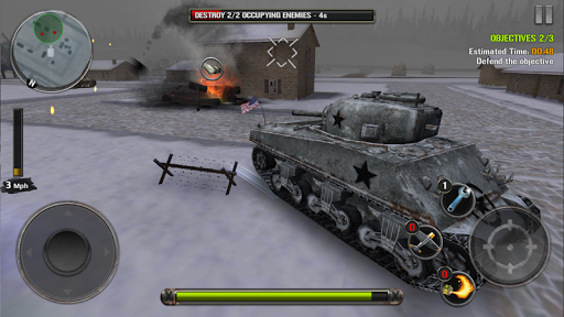 Tanks of Battle: World War 2 Apk 1