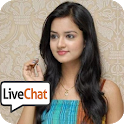 Indian Girls Live Chat Meet icon
