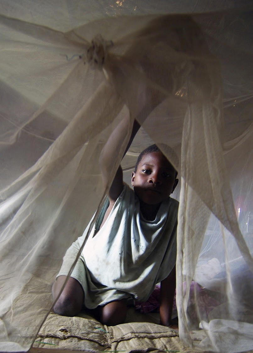 The distribution of insecticide-treated nets — more than 1-billion since 2000 — is considered to have played a major part in saving lives on the continent. Picture: REUTERS