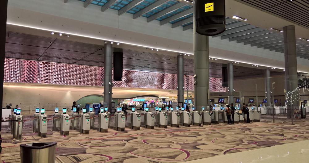 Imigrasi Changi Terminal 4