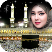 Mecca Photo Frames_Islamic Image  Editor