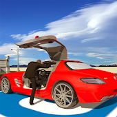 Smart Car Driving School 3D: Airport Parking Mania
