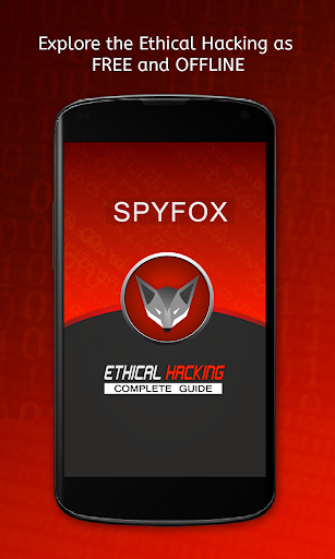 SpyFox - Ethical Hacking Complete Guide 1.2 screenshots 1