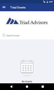 Triad Advisors Meetings - náhled