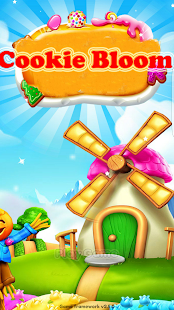 Cookie Bloom Puzzle Game- screenshot thumbnail