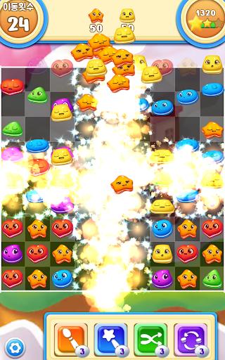 Macaron Pop : Sweet Match3 Puzzle android2mod screenshots 20