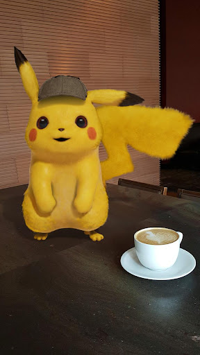 Detective Pikachu screenshot 1