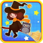Windy the Witch Memory Puzzle