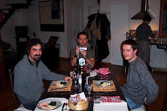 Photo: Ponsiglione Francfort Giacomini (Paris 2004)