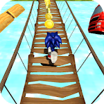 Super Sonic Jungle Adventure Run Icon