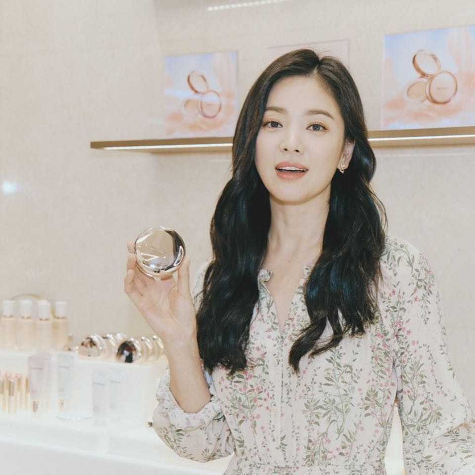 song hye kyo sulwhasoo 011