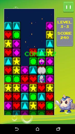 Crack Attack: Block Puzzle apkmr screenshots 3