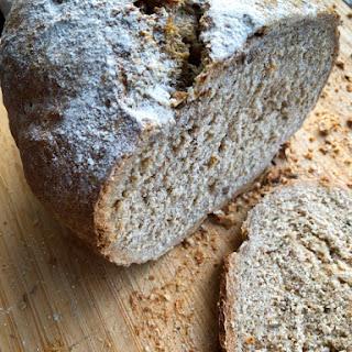 Honey and Rye Loaf.