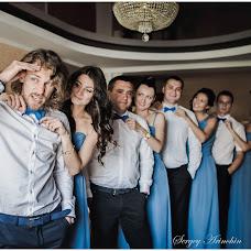 Wedding photographer Sergey Arinokhin (Arinoha). Photo of 29.07.2014