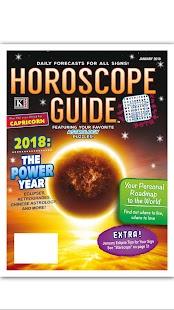 Horoscope Guide - náhled