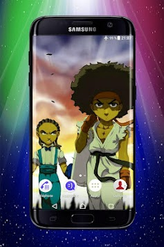 Download Boondocks Wallpaper APK Latest Version App For Android Devices