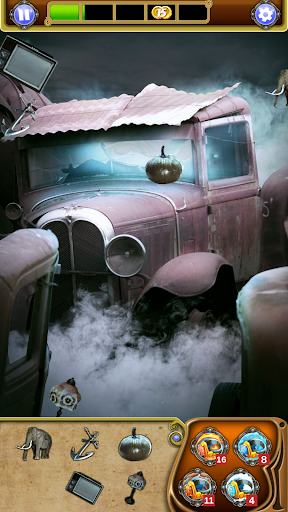 Hidden Object Mystery: Ghostly Manor apkpoly screenshots 7