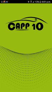 Capp10 Rider - náhled