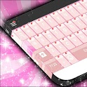 Lipstick Pink Keyboard Theme icon
