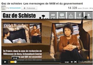 Photo: http://www.dailymotion.com/video/xhds5z_gaz-de-schistes-les-mensonges-de-nkm-et-du-gouvernement_news