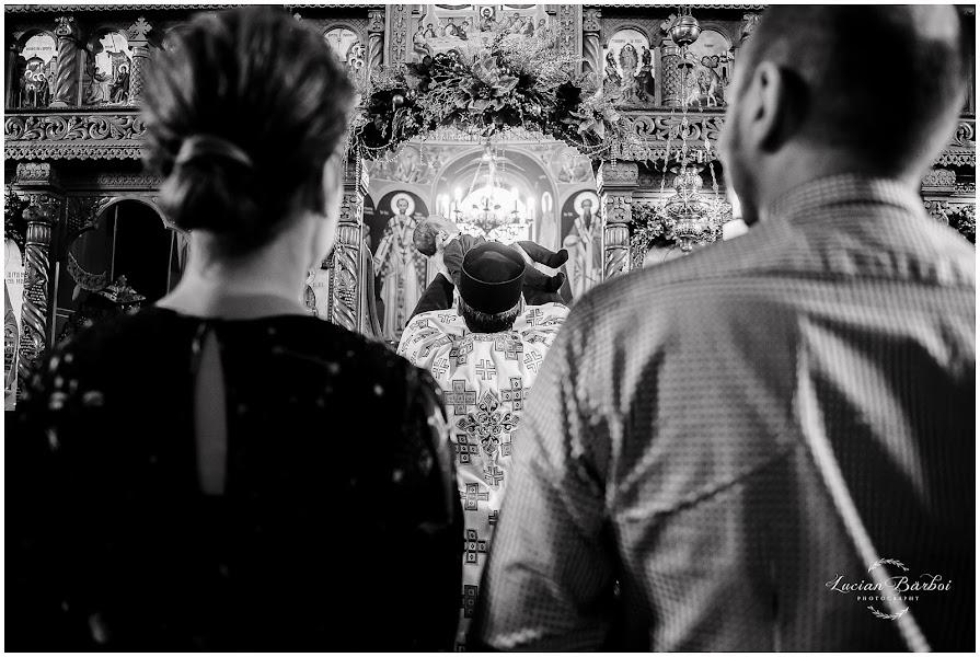 Wedding photographer Lucian Barboi (lucianbarboi). Photo of 28.12.2018
