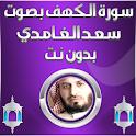 الكهف بصوت سعد الغامدي بدون نت icon