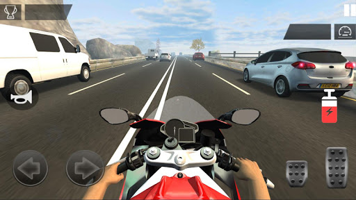 Traffic Moto 3D  screenshots 11