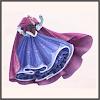花咲くドレス★王女・アナ