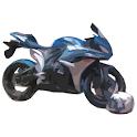 RideData Motorcycle Data IMU icon