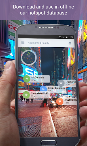 osmino Wi-Fi: free WiFi screenshot 2