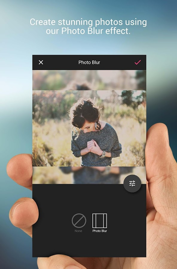 Photofy Content Creation Tool- screenshot